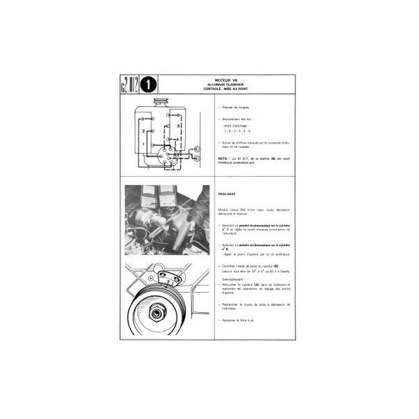 manuel de r paration peugeot 604 sl 604 ti. Black Bedroom Furniture Sets. Home Design Ideas