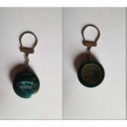 porte-clés bonbons Suc dese Vosges, La Vosgienne, boite métal (pc)
