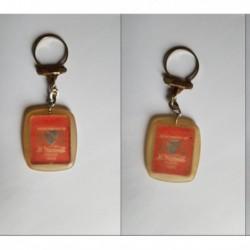 porte-clés bonbon H. Moinet, Vichy 1852 (pc)