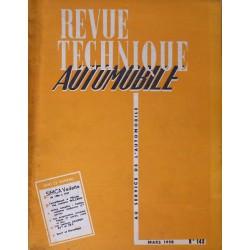 RTA Simca Vedette 1956-57 (partie 2). Willème (partie 2)