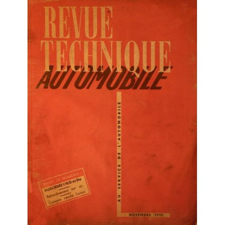 RTA GM transmission automatique Hydramatic 1952 Dual Range