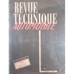 RTA Chevrolet boîte semi-automatique Powerglide 1950-52