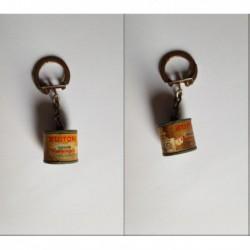 porte-clés boite conserve sauce provençale, Buitoni (pc)