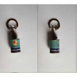 porte-clés boite conserve cannelloni Rivoire et Carret (pc)
