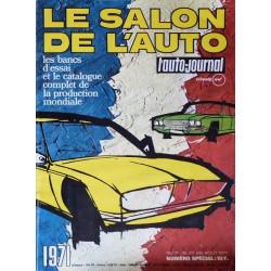 L'Auto Journal, salon 1971