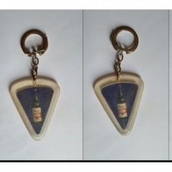 porte-clés vin bouteille Triveri (pc)