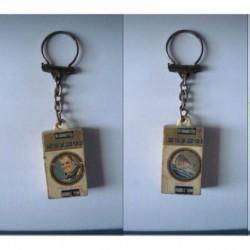 porte-clés chewing gum Kosmos, John Glenn, Mercury (pc)