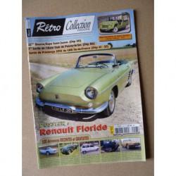 Rétro Collection n°93, Renault Floride, Citroën Méhari 1971