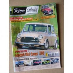 Rétro Collection n°94, Innocenti Mini cooper 1300, Citroen 2cv Charleston imitation
