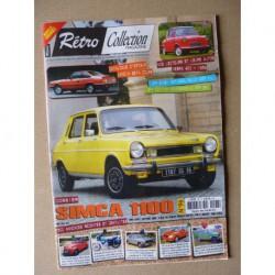 Rétro Collection n°96, Simca 1100, Vespa 400