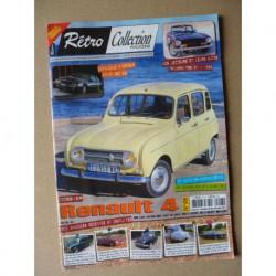 Rétro Collection n°98, les Renault 4, Triumph TR6 PI