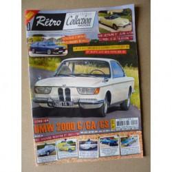 Rétro Collection n°99, BMW 2000 C CA CS, Citroen ID20 Éléonore