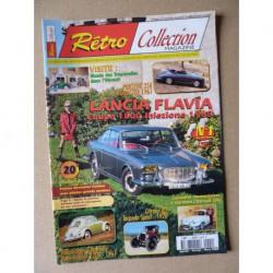Rétro Collection HS n°1, Lancia Flavia coupé 1800, Citroen B2 torpedo Sport, Porsche 356 roadster, VW découvrable