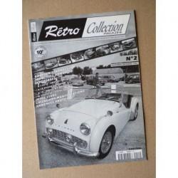 Rétro Collection n°2, Ballade Terroir Toulouse, Rallye Monte Carlo, Côte Tanneron
