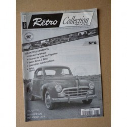 Rétro Collection n°6, Peugeot 203