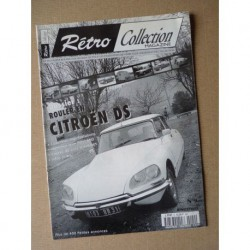 Rétro Collection n°9, Citroën DS