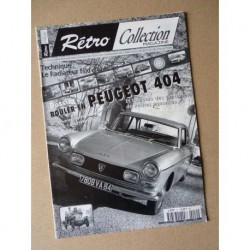 Rétro Collection n°10, Peugeot 404
