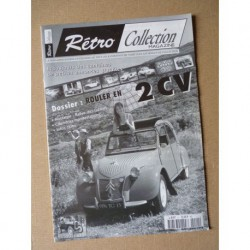 Rétro Collection n°11, les Citroën 2cv, Henri Jany Le Micron