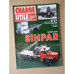Charge Utile HS n°81, Sinpar (tome 1)