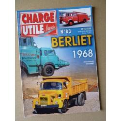 Charge Utile HS n°83, Berliet 1968
