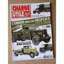 Charge Utile HS n°84, Camions sous les drapeaux 1923-1940