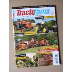 Tractorama n°66, Someca 715 5L, le maïs, Renault D22 spécial, Fahr M60