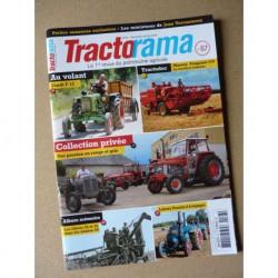 Tractorama n°67, Fendt Dieselross F12HL, Massey Ferguson, Le Percheron type A