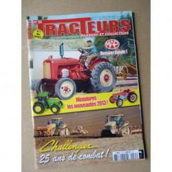 Tracteurs passion n°35, MAP, Perard, Konrad Van Meyenburg, chenille, Xavier Grall