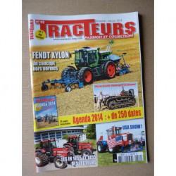 Tracteurs passion n°42, Fordson France, Fendt Xylon, Michel Bouillé, Locomotion en Fête 2014