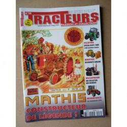 Tracteurs passion n°52, Mathis-Moline, Eagle Manufacturing Company, Noisy-le-Grand 1917, Deutz Fahr
