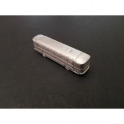 Miniature car Saviem S53, S45, S105, en étain 1/220e