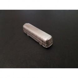 Miniature car Saviem SC1, SC2, en étain 1/220e