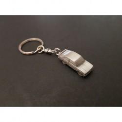 Porte-clés Opel Kadett C GTE, coupé, en étain