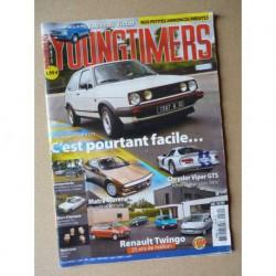 Youngtimers n°80, Matra Murena, VW Golf II GTI, Chrysler Viper GTS SRII, Vauxhall Victor VX1800 FE