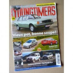 Youngtimers n°84, Renault 18 GTL, Peugeot 206 RC, Subaru SVX, Volkswagen Caravelle GL 2.3 Oettinger T2