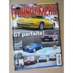 Youngtimers n°87, Alpine A610 Turbo, Volkswagen Scirocco II GTX 16V, Ferrari 412, Yugo 45 America S
