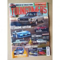 Youngtimers n°98, Innocenti De Tomaso Turbo, Venturi 400 GT, Renault 20L, Mercedes 200, 300 w123