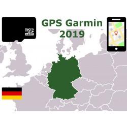 carte 2019 Allemagne. microSD GPS Garmin nuvi zumo edge oregon