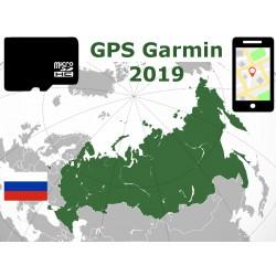 carte 2019 Russie. microSD GPS Garmin nuvi zumo edge oregon