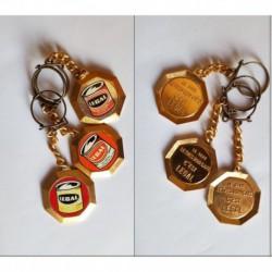 porte-clés lot 3 café Legal, pots différents (pc)