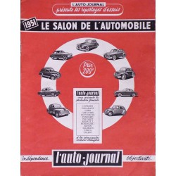 L'Auto Journal, salon 1951