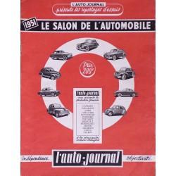 L'Auto Journal, salon 1951