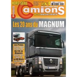 Camions d'hier et d'aujourd'hui HS n°4, Renault Magnum, les 20 ans