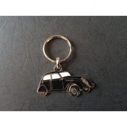 Porte-clés profil Peugeot 202 (noir)