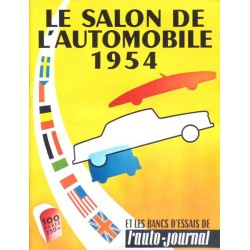 L'Auto Journal, salon 1954