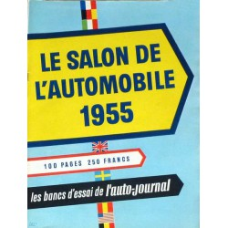 L'Auto Journal, salon 1955