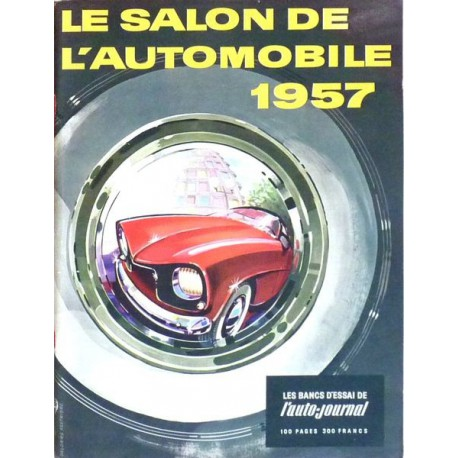 L'Auto Journal, salon 1957