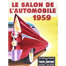 L'Auto Journal, salon 1959