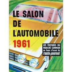 L'Auto Journal, salon 1961