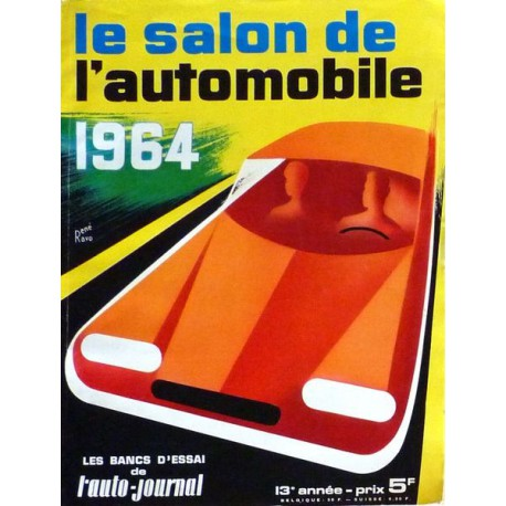 L'Auto Journal, salon 1964